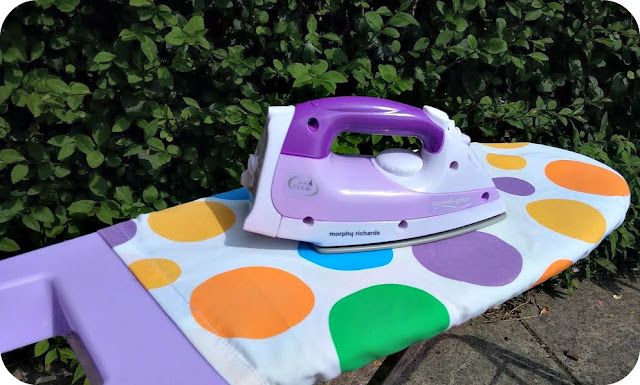 Casdon Happy Helpers - Ironing Set Blog Review