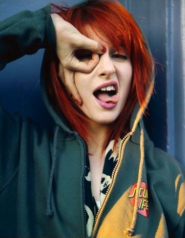 Hayley de Paramore