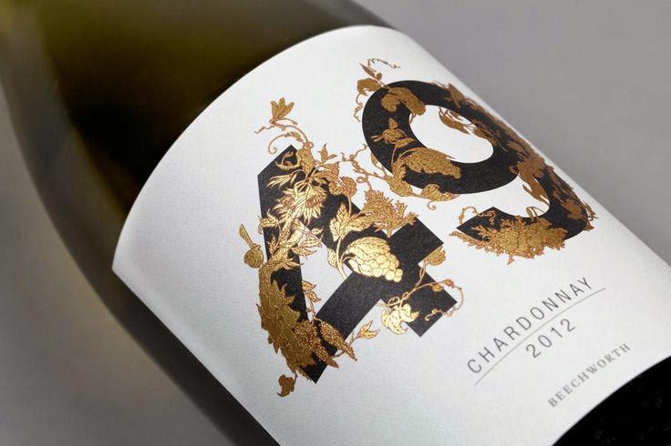 numero 49 chardonnay vino wine packaging naming design etichetta label ricerca nome
