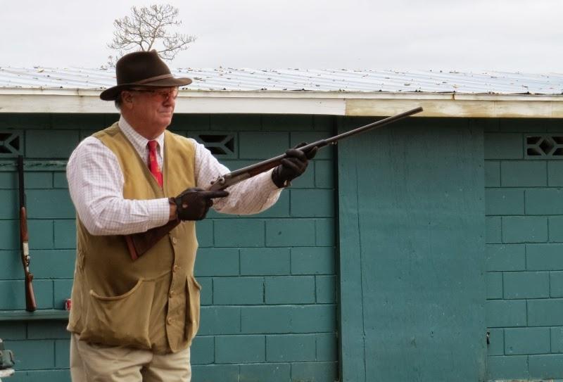 shotgun shoots vintage