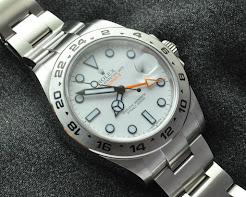 New in Box Rolex Explorer-II 216570 42mm