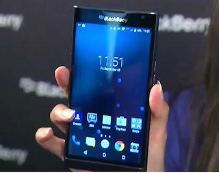 Android Priv BlackBerry Price 2016