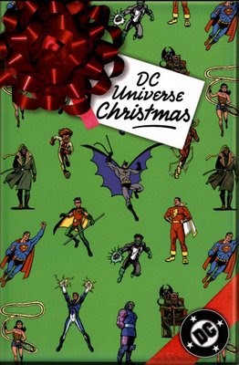 a few thoughts on every single story in dc universe christmas 2000 - Dc Christmas