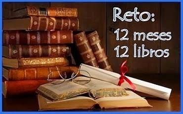 Reto 12 meses 12 libros
