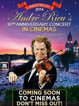 descargar Andre Rieu 2015 Maastricht Concert en Español Latino