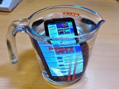 Smartphone Anti Air Terbaik 2014
