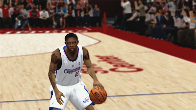 NBA 2K13 Eric Bledsoe Face NBA2K Update