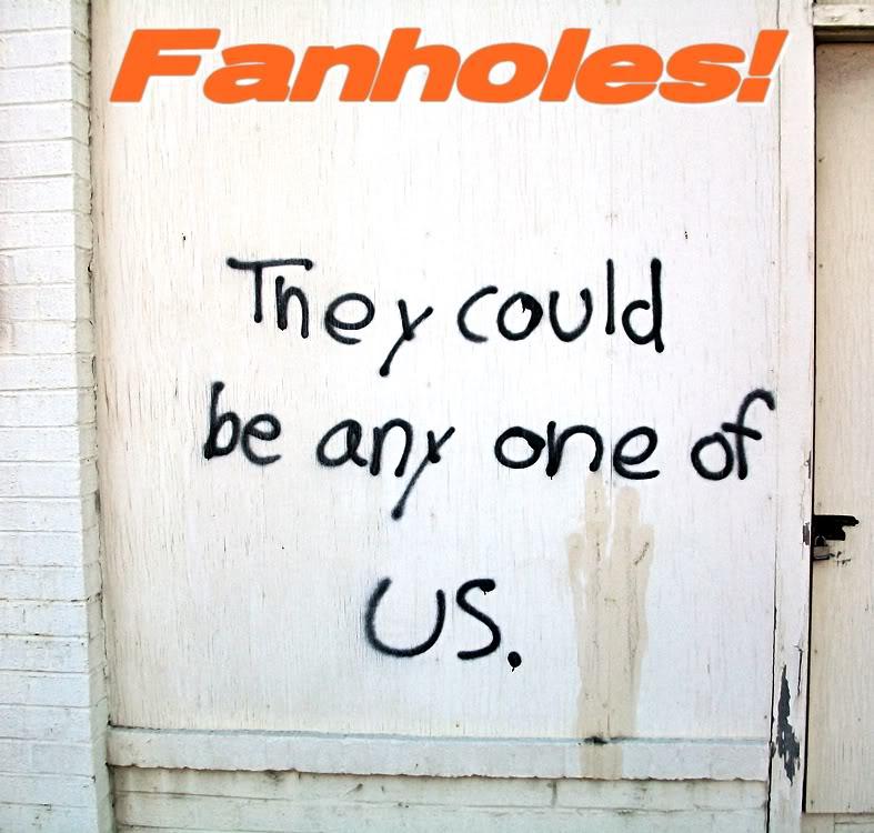 Fanholes Podcast