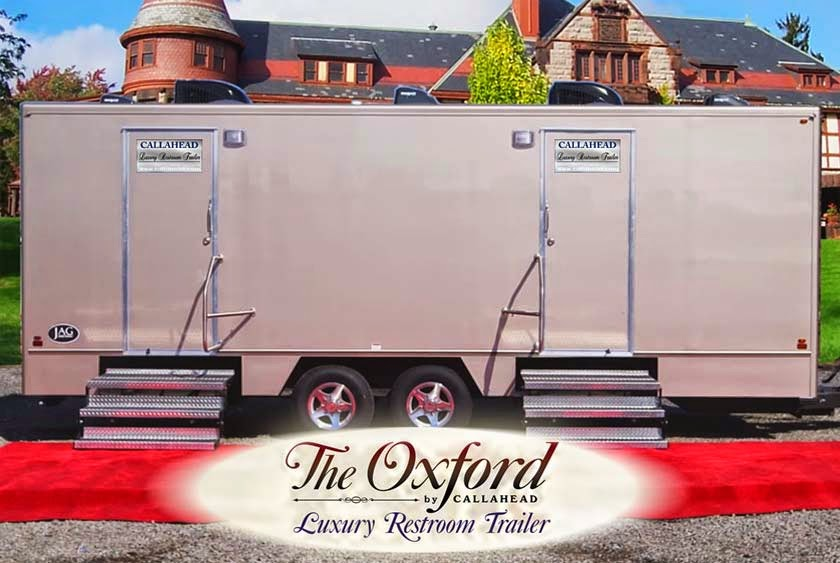 new york wedding portable toilets and restroom trailers by callahead