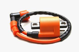 Aprilia RS 125 electronic ignition system