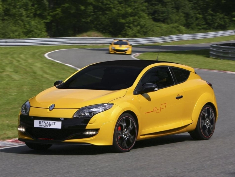 Renault Megane Rs Trophy 2012 Car Barn Sport