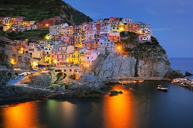 Beautiful Towns Of Italy