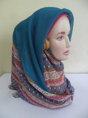 NEW COLLECTION: TUDUNG BAWAL TRIBAL BALQIS..
