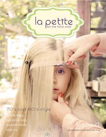 Eskil sitt rom i La Petite E- magazine