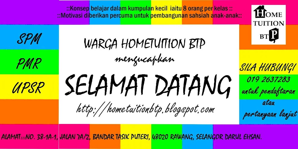 Home Tuition BTP