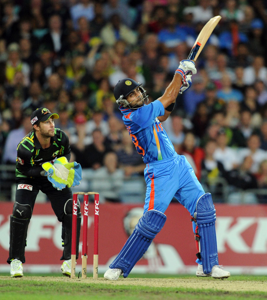 second t20 match photos india vs australia at melbourne. Black Bedroom Furniture Sets. Home Design Ideas