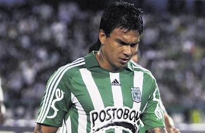 Humberto Mendoza, nuevo defensa de Santa Fe