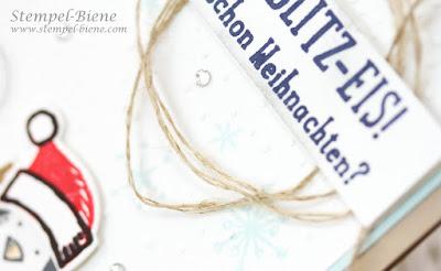 stampinup frostige Freunde, Stampinup Prägeform Schnee, stampinup winterkatalog 2015, stampin up Sammelbestellung, stampinup demonstrator, stampin up treuepunkte, stempmel-biene