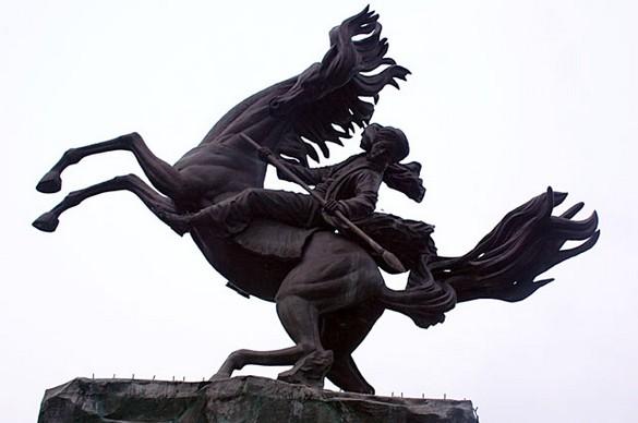 Patung Pangeran Diponegoro, Menteng