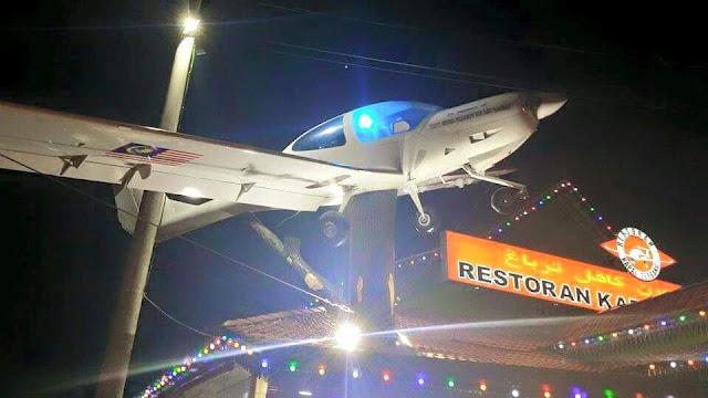 restoran kapal terbang disita mpkb bri ~ pen panas