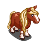 FarmVille Kerry Bog Pony