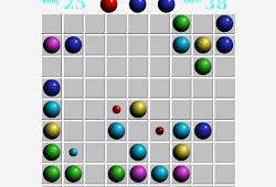 Lines 98 - играйте в онлайн игру шарики бесплатно