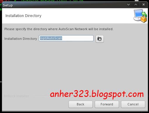 Instalation Directory