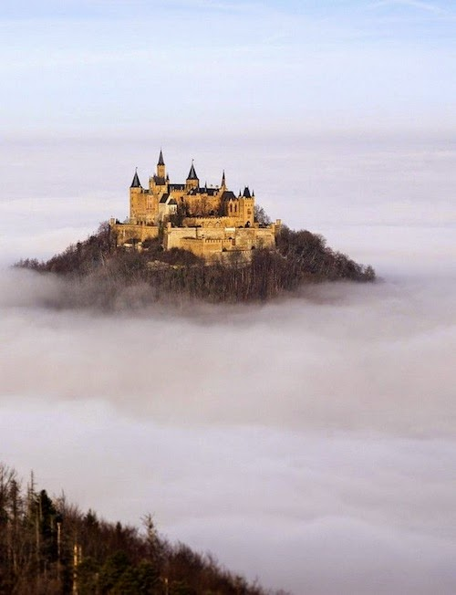 hohenzollern chateau allemagne