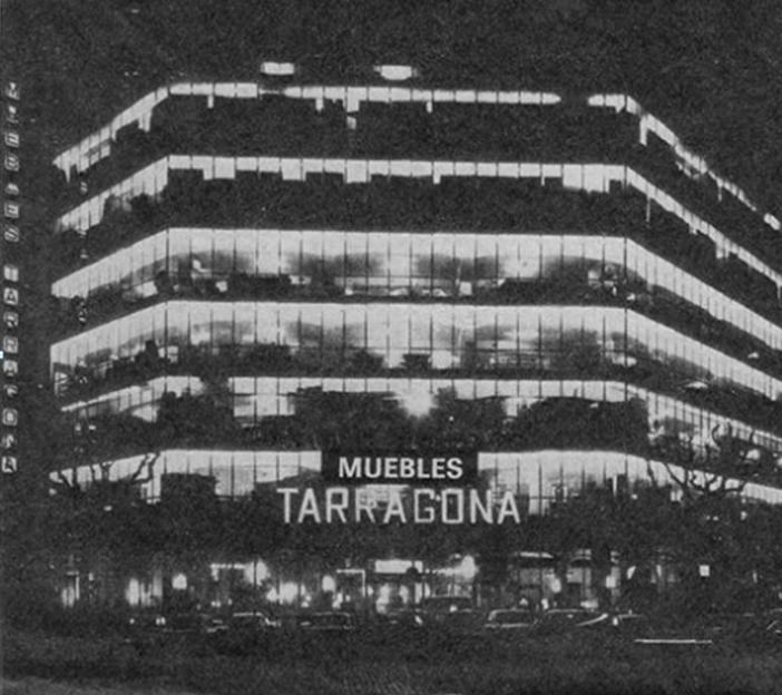 Barcelof lia grandes almacenes muebles tarragona for Expomobi muebles
