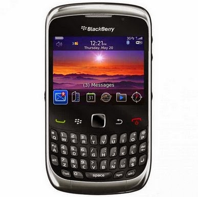 Harga Dan Spesifikasi Blackberry Keppler 9300