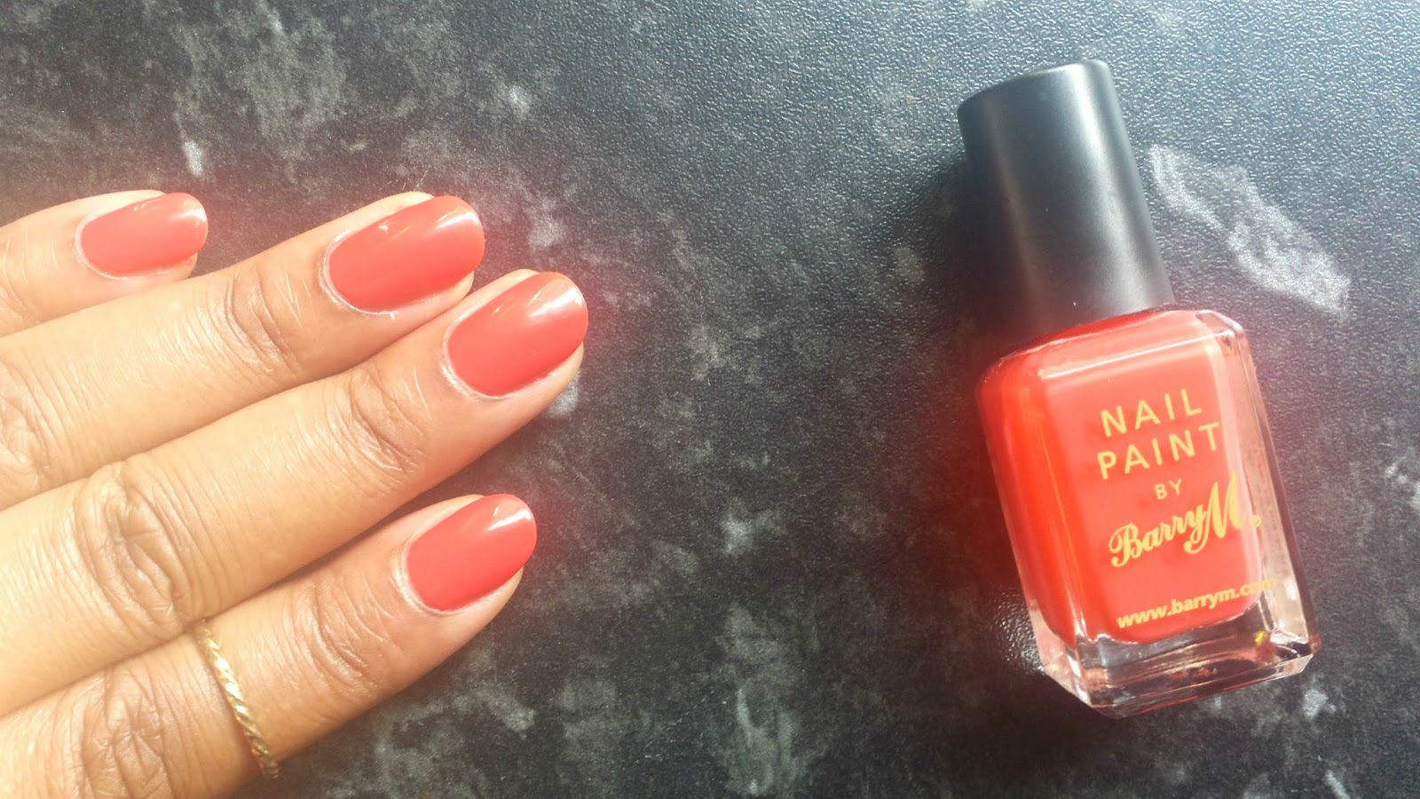 Barry M Coral [296] - Mellies Corner