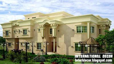 Interior decor idea modern exterior villa designs ideas for Modern house design 2013