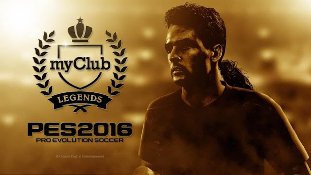 PES 2016 - myClub