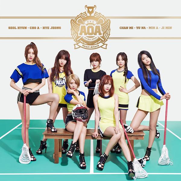 Download Full MiNi Album AOA Heart Attack mp3