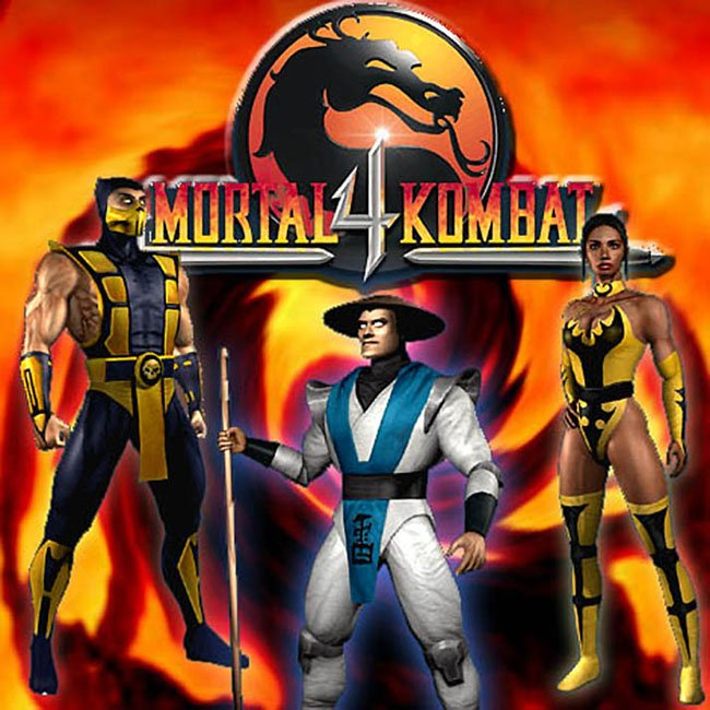 Mortal Kombat 4 Full Game [PC]