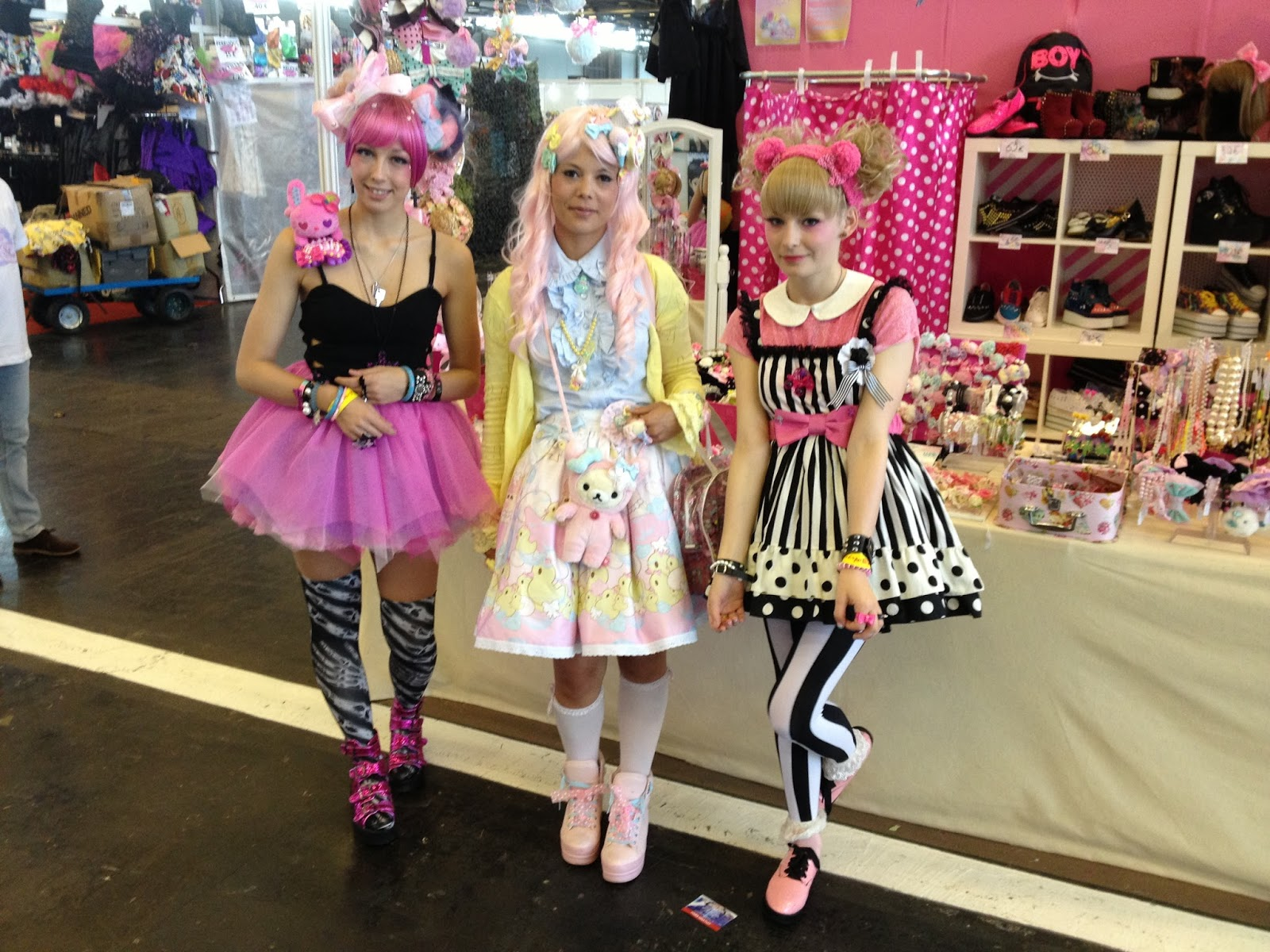Bunny kawai: japan expo paris review