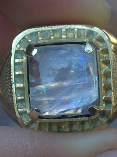 Natural Moonstone Biduri Laut