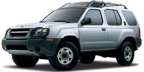 Famous Car Manual  Nissan Xterra 2000