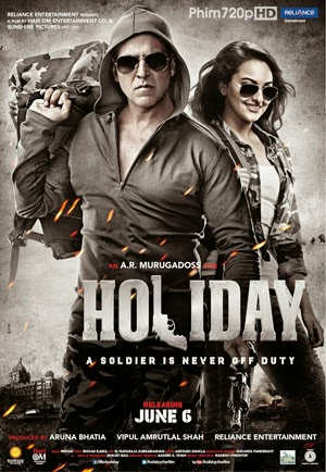 Holiday 2014 poster
