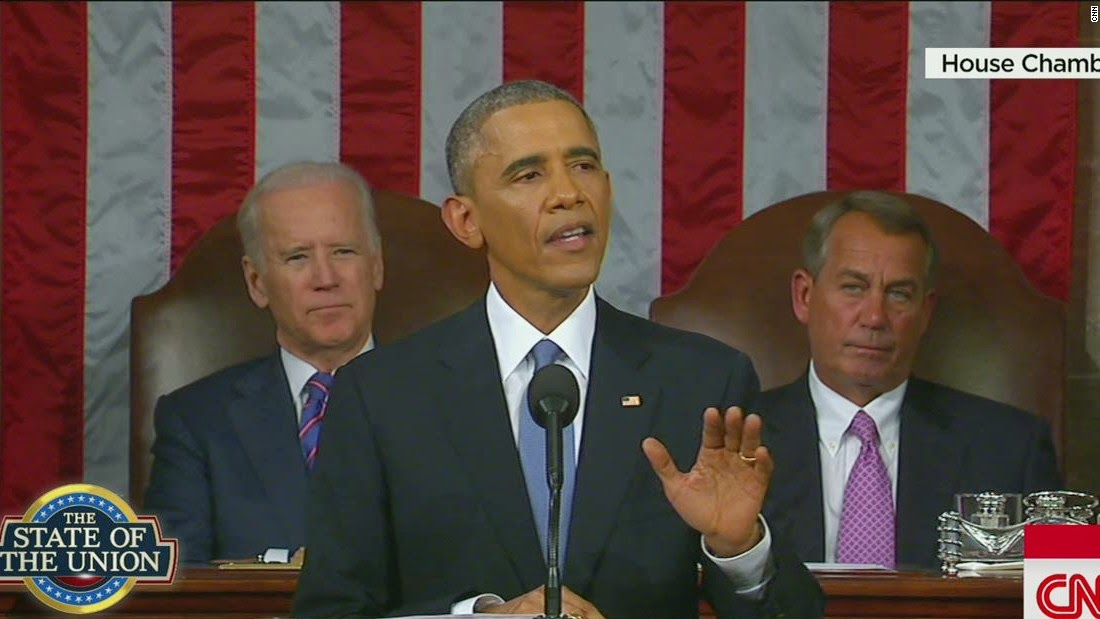 Obama makes historic 'transgender' reference in SOTU, LGBT news