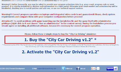 City Car Driving Activation Key Free >> download city car driving 1.2.5 activation key