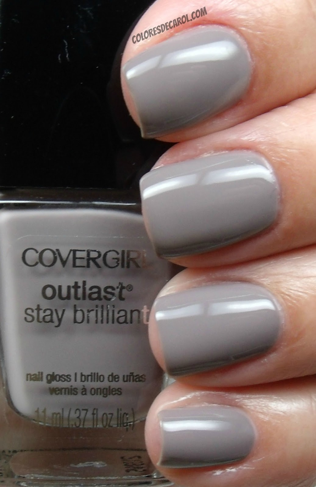 Colores de Carol: COVERGIRL Outlast Stay Brilliant, Swatches and Review