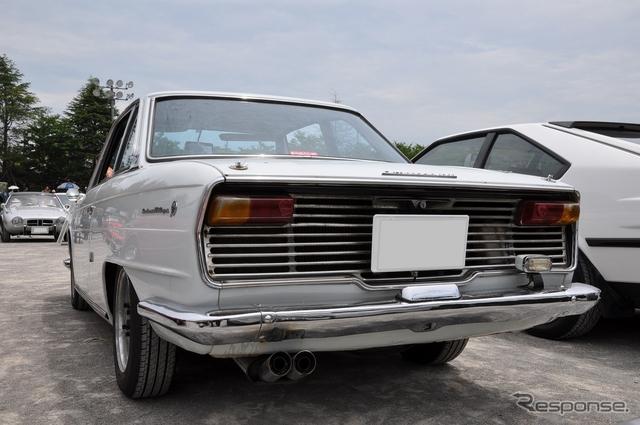Hino Contessa PD, dawne auta, samochody z duszą, klasyki, 日野・コンテッサ