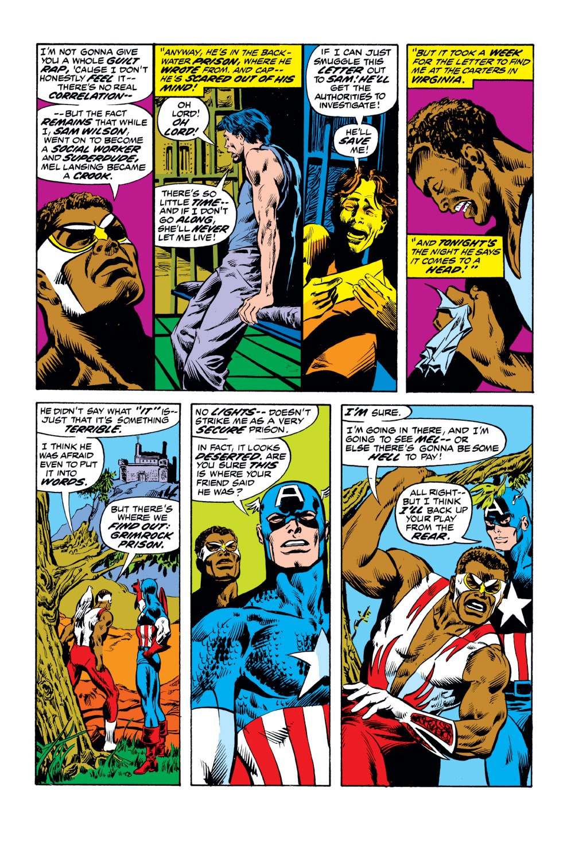 Captain America (1968) Issue #164 #78 - English 6