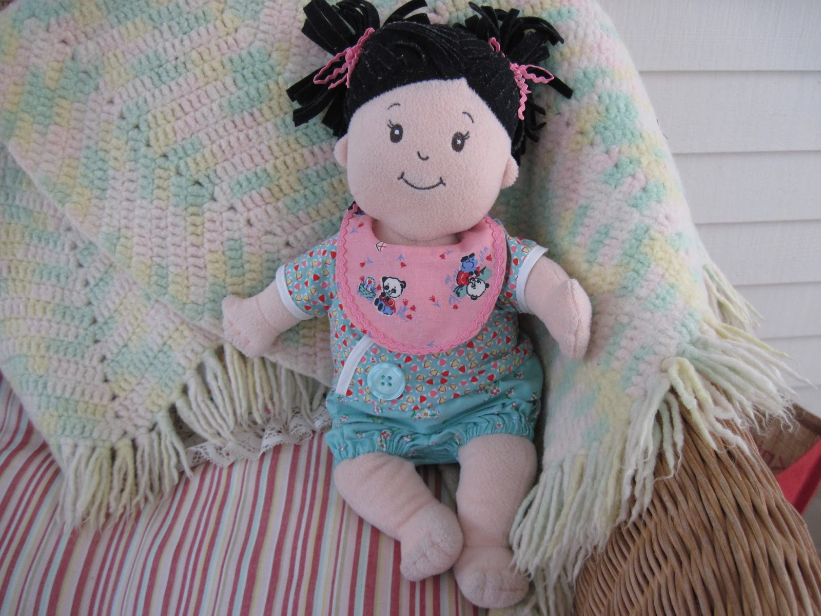 Beanniequilts Baby Doll Stella Clothes