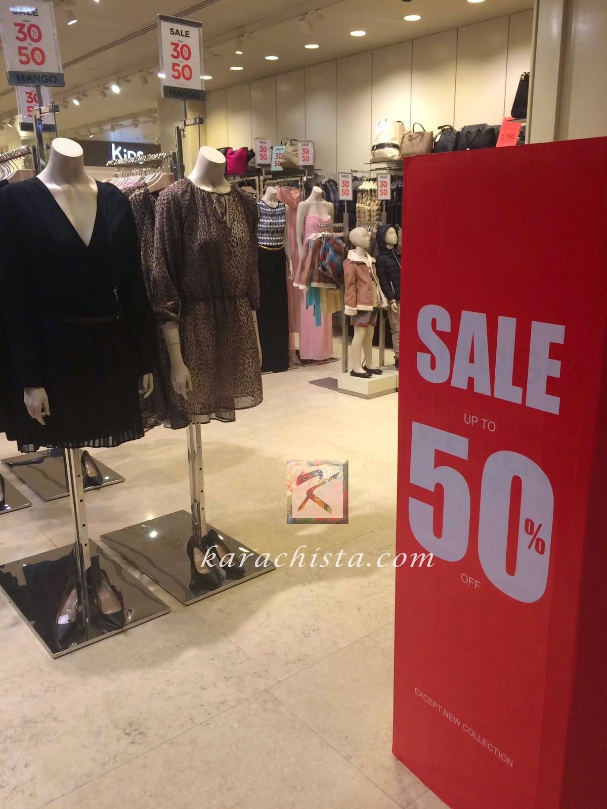 Mango Sale Winter 2014