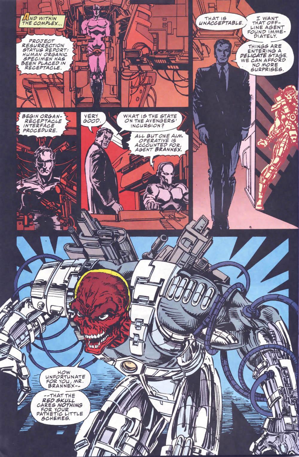 Captain America (1968) Issue #440b #393 - English 12