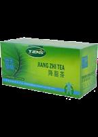 teh hijau, herbal, jiang zhi tea, tiens, obat, batuk, kering, ampuh