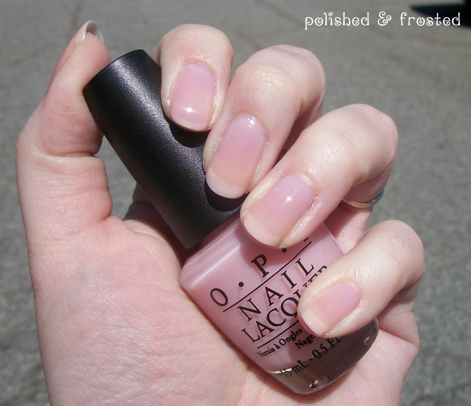 polished & frosted: OPI Femme de Cirque Collection