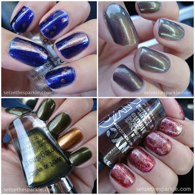 Essie Leggy Legend Manicures